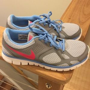 Brand New Pastel Nike Sneakers